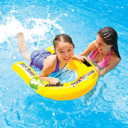 Intex Kick Board Pool School / Part 2